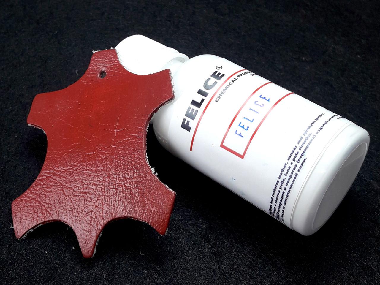 Краска для кожи Felice Томатный 25 мл F024
