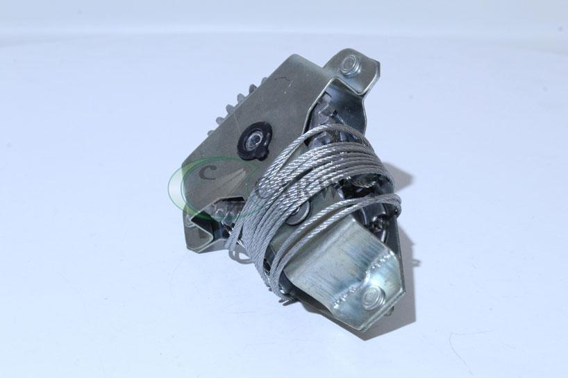 Стеклоподъемник ВАЗ 2101-07 задний 2101-6204020 01 ДААЗ