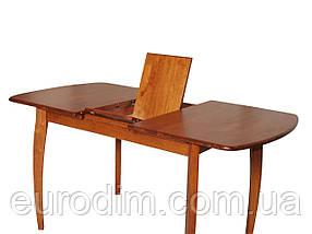Стол обеденный EXT 3248R D4  орех античный, фото 2