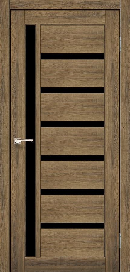 Двери Korfad VLD-01 Дуб Браш