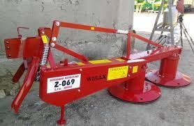 Косилка роторная Wirax Z-069 / 1,35 m