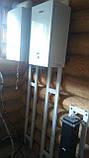 Монтаж систем опалення, твердопаливних котлів, пелетних пальників в Харкові і обл., фото 4