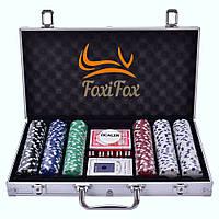 Набор для покера 300 фишек без номинала