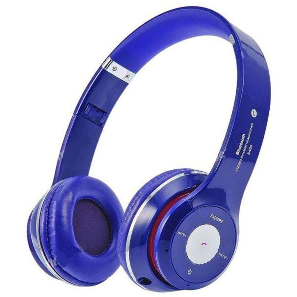Bluetooth Наушники MDR S460 Черные