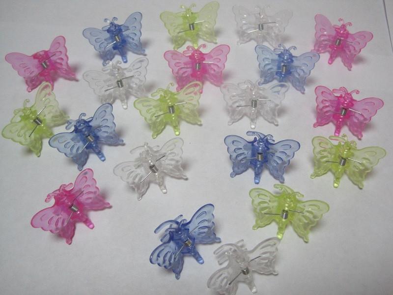 Зажим для орхідеї Метелик