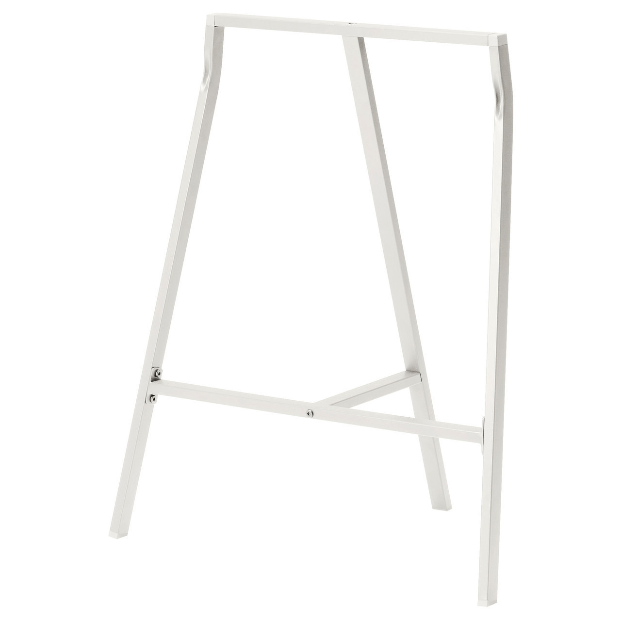 LERBERG Опора для стола, белый 501.650.03