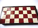 Магнитные Шахматы 4в1 Нарды Шашки. Пластик +колода карт, фото 2