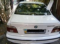 Спойлер (Сабля, лип-спойлер) на BMW E39