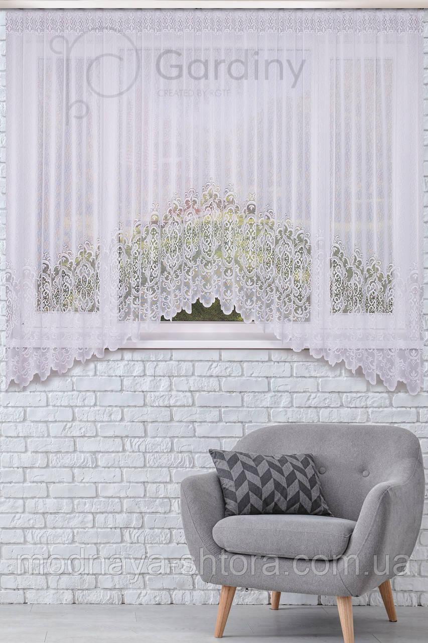 """Кухонні арка на велике вікно """"Саманта"""" ( В543Г42У)"""