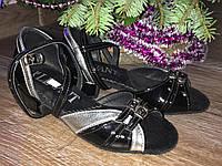 Б/У туфли танцевальные (18 см по стельке)