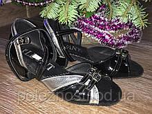 Б/У танцювальні туфлі (18 см по устілці)