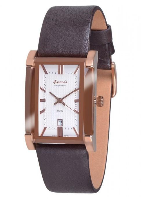 Мужские наручные часы Guardo S06588 RgWBr