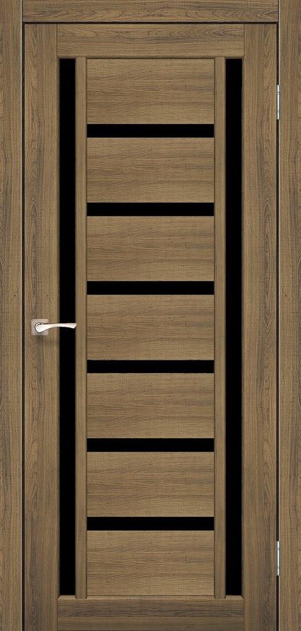 Двери Korfad VLD-02 Дуб браш