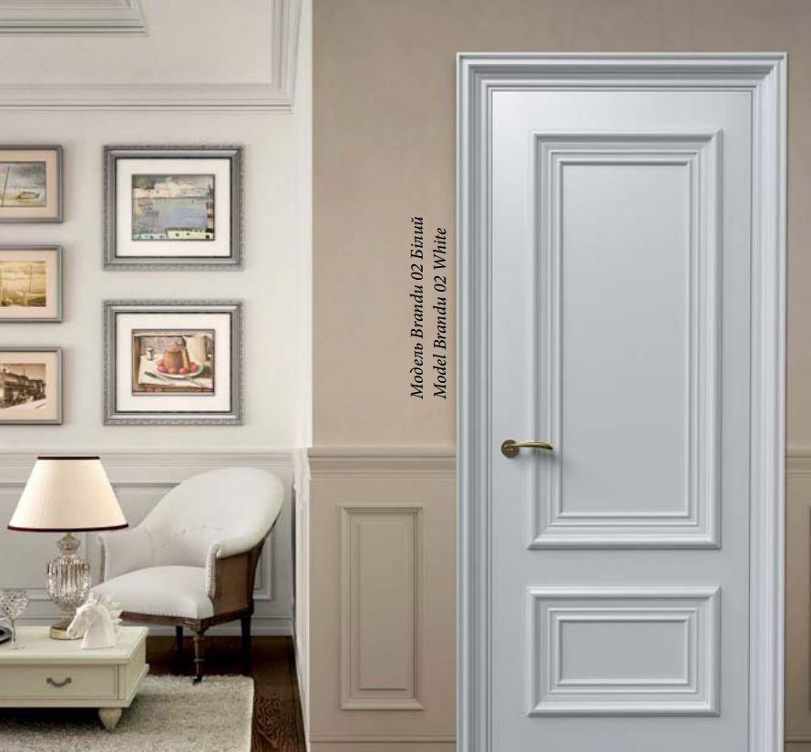 Межкомнатные двери Brandu 02