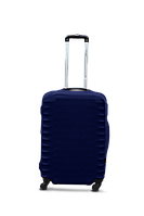 Чехол для чемодана из дайвинга синий XL