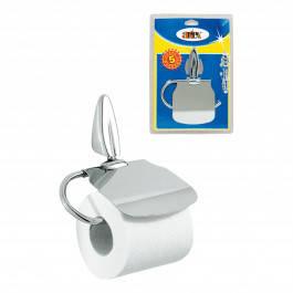 """Держатель для туалетной бумаги """"Glaciar"""", хром, ТМ Viland"""