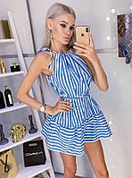 Платье женское в полоску  чех071, фото 1