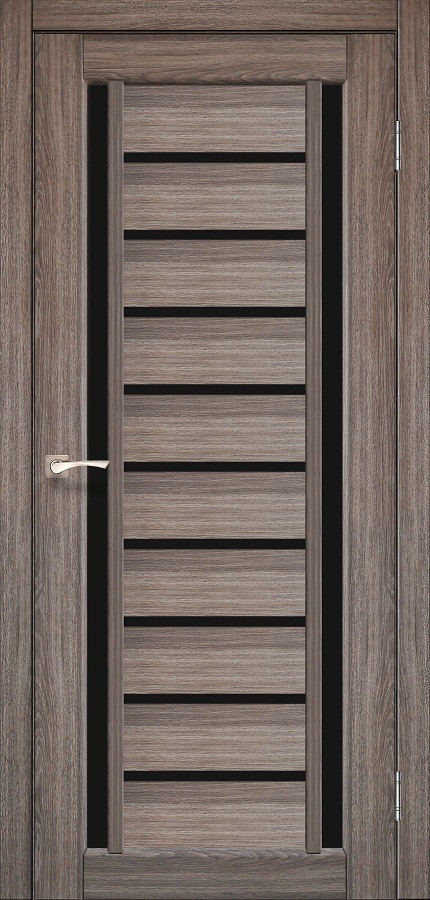 Двери Korfad VLD-03 Дуб грей