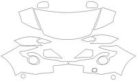 Стандартный набор для NISSAN JUKE 2011-