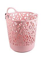 Корзина для хранения вещей Emic 48х54,2см Розовый Поврежден товар