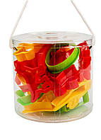 Формочки для печенья 25 шт Zenker Uni Разноцветный Повреждена упаковка