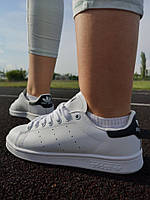 Кроссовки Adidas Stan Smith Black, фото 1