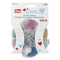 Кнопки «Джерси» Prym Love, 8 мм, 6-ти цветов