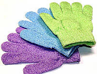 Мочалка рукавичка для пилинга