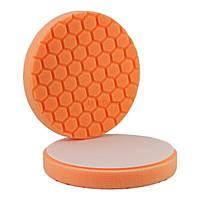 Полировальный круг Hexagon 150/160 оранжевый №2