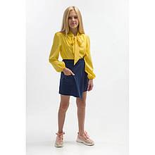 Блуза Мирабелла РБМ 2482 желтый