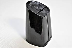 Каблук женский пластиковый 8055 р.1-3  h-7,3-7,9 см., фото 3