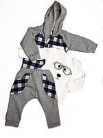 Комплект для новорожденного малыша мальчика, ребенка, для новорожденных, для прогулки
