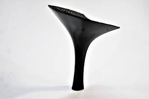 Каблук женский пластиковый 1289 р.1,3  h-7,0-7,5 см., фото 2