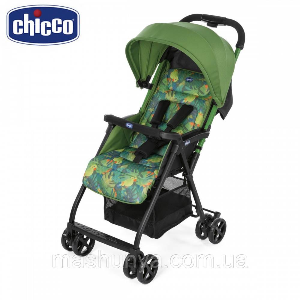 Прогулянкова коляска Chicco Ohlala з дощовиком вага 3,8 кг