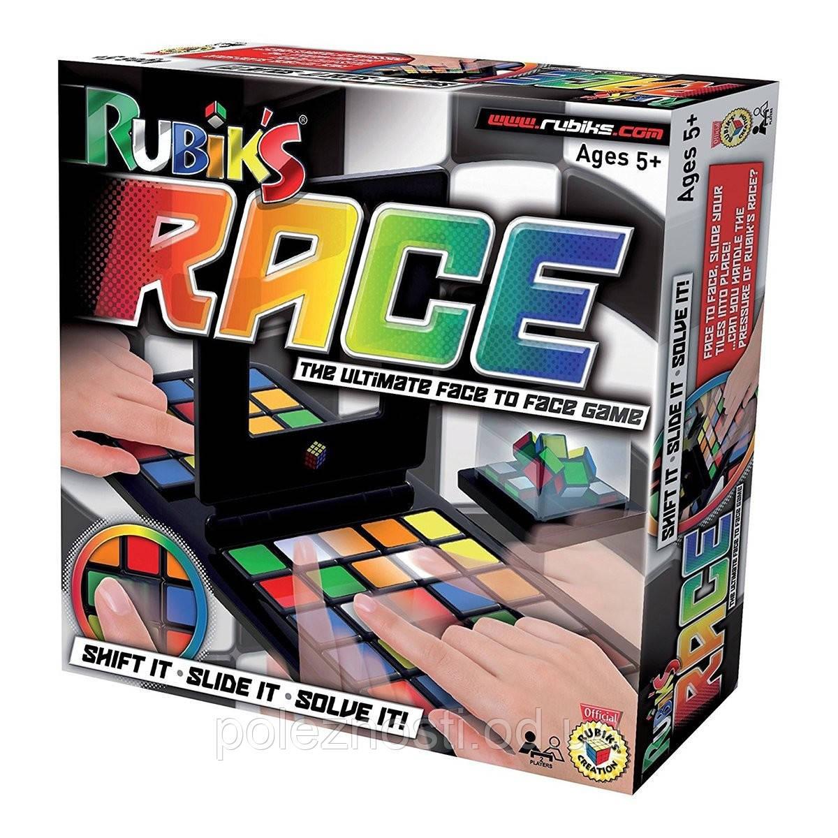 Логическая игра Rubik's Race Цветнашки (реплика)