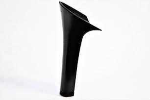 Каблук женский пластиковый 1280 р.1-3  h-12,0-13,0 см., фото 2