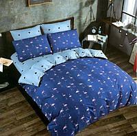 Постельное белье Евро. Сатин. ( 100 %Хлопок) Комбинированные комплекты постельного белья. Донна-Race