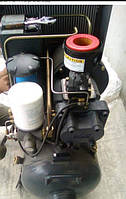 Винтовой компрессор с частотным регулированием
