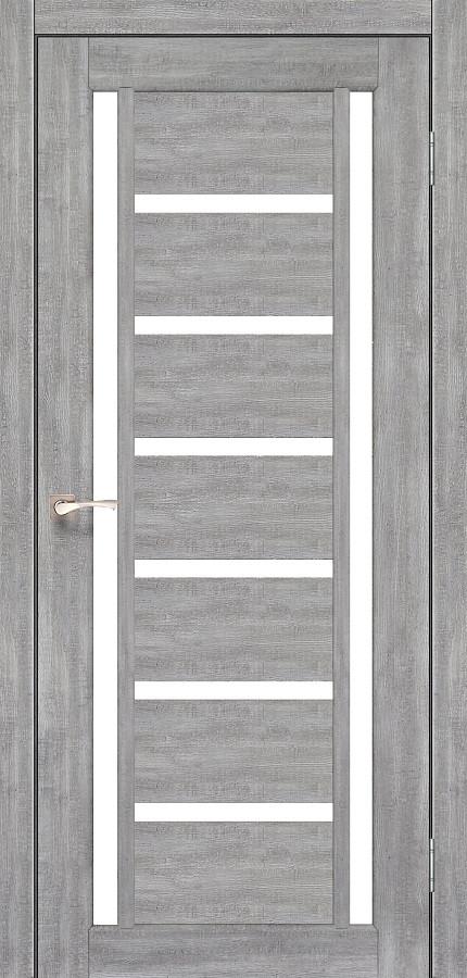 Двери Korfad VL-02 Эш-вайт