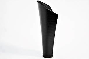 Каблук женский пластиковый 1270 р.1-2  h-12,1-12,6 см., фото 2