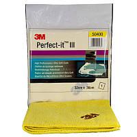 Полировальная салфетка 3M Perfect-it™ III желтая, 32х36