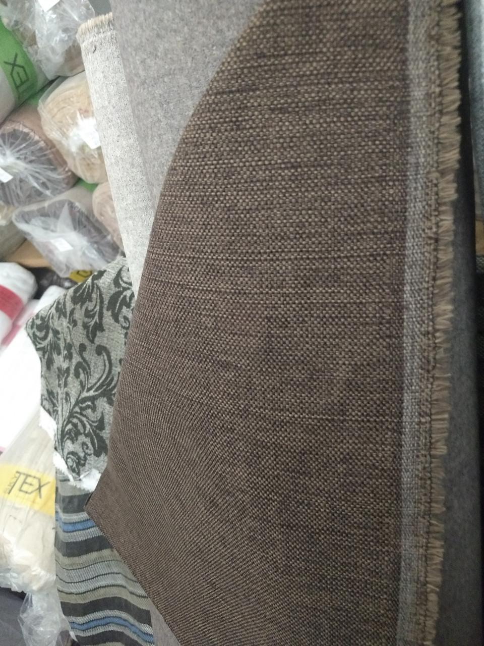 Мебельная рогожа ткань Ирландия вижн