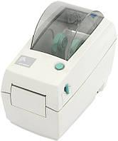 Принтер этикеток Zebra TLP2824 (2824-21200-0001)