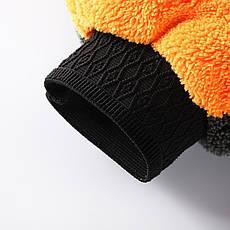 Варежка для ручной мойки автомобиля, фото 2