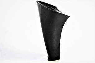 Каблук женский пластиковый 9503 р.1-3  h-9,0-9,5 см., фото 2