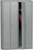 Шкаф металлический для одежды LS-41