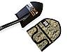 """Чехол для лопаты - сумка для находок 2 в 1 """"Два штыка"""", пиксель, фото 5"""