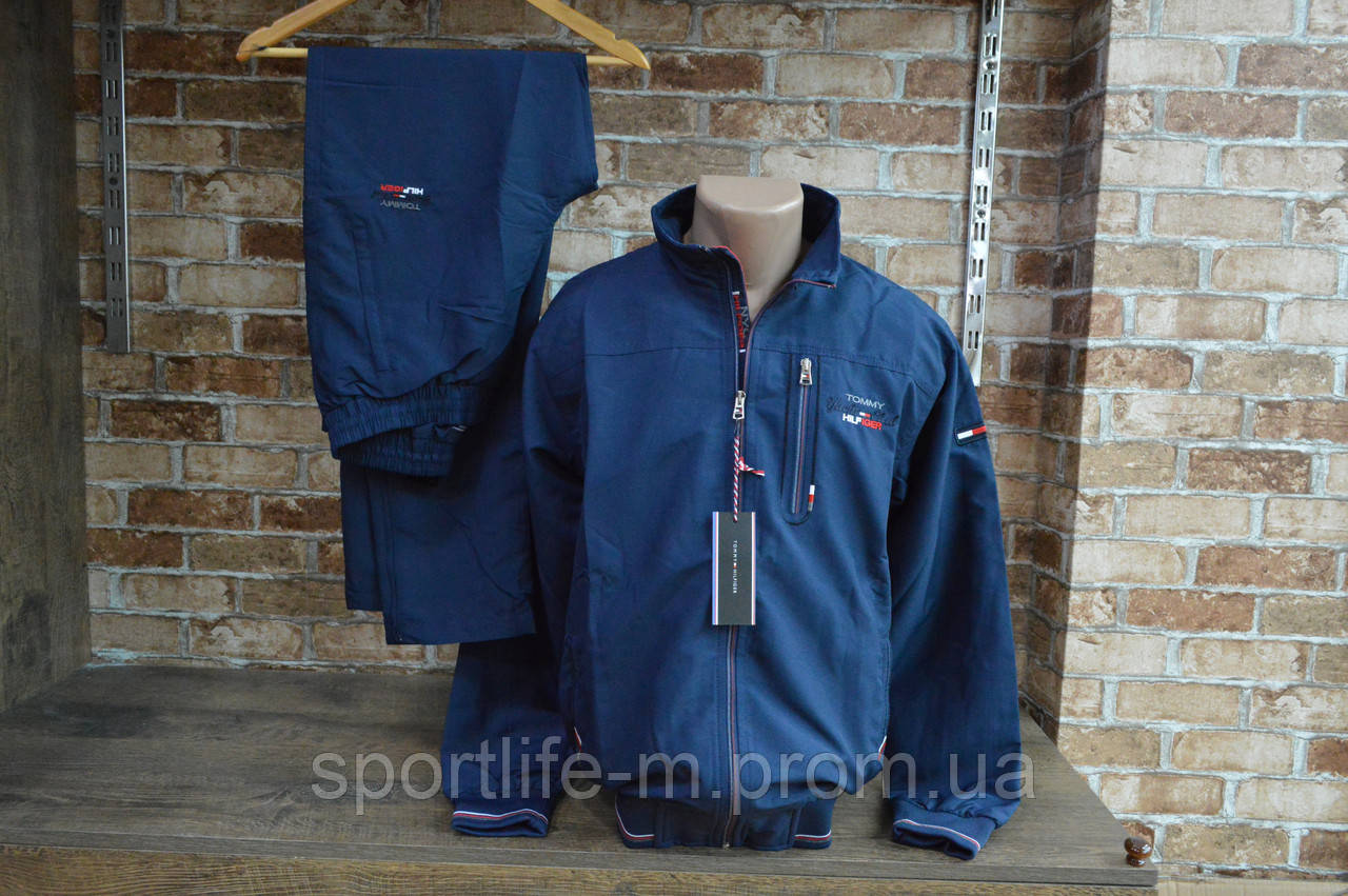 1071-Спортивный костюм Tommy Hilfiger(плащёвка)