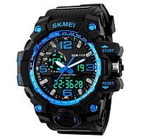 Спортивные часы SKMEI 1155 Hamlet Black-Blue