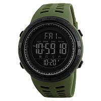 Спортивные мужские часы SKMEI 1251 Amigo Green